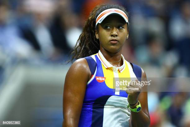 during day two match of the 2017 US Open on August 29 2017 at Billie Jean King National Tennis Center Flushing Meadow NY