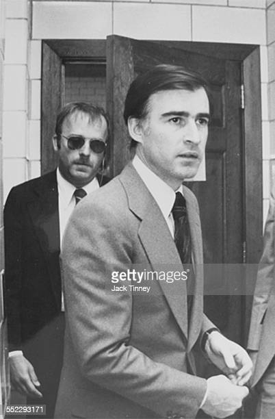During his campaign for the US Presidency American politician and California Governor Jerry Brown arrives at an unspecified event Baltimore Maryland...