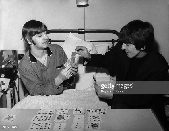 Ringo Starr and George Harrison Pictures | Getty Images