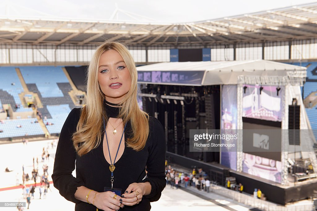 during 'MTV Crashes Coventry' at Ricoh Arena on May 27, 2016 in Coventry, England.