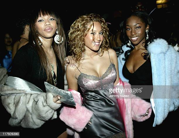 3LW during NBPA AllStar Ice Gala February 19 2005 at Denver Convention Center in Denver Colorado United States