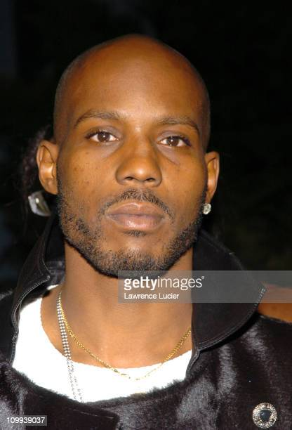 DMX during Never Die Alone New York Premiere at Chelsea West Cinemas in New York City New York United States