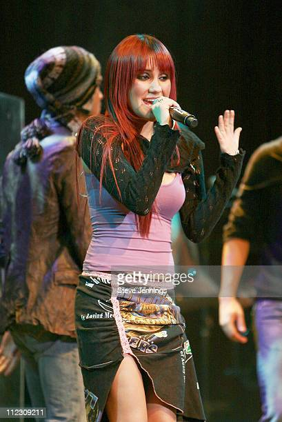 RBD during RBD Album Premiere Event Presented by Verizon at The Fillmore in San Francisco California United States