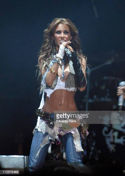 RBD during RBD in Concert at the Sports Palace in Madrid January 7 2007 at Sports Palace in Madrid Spain