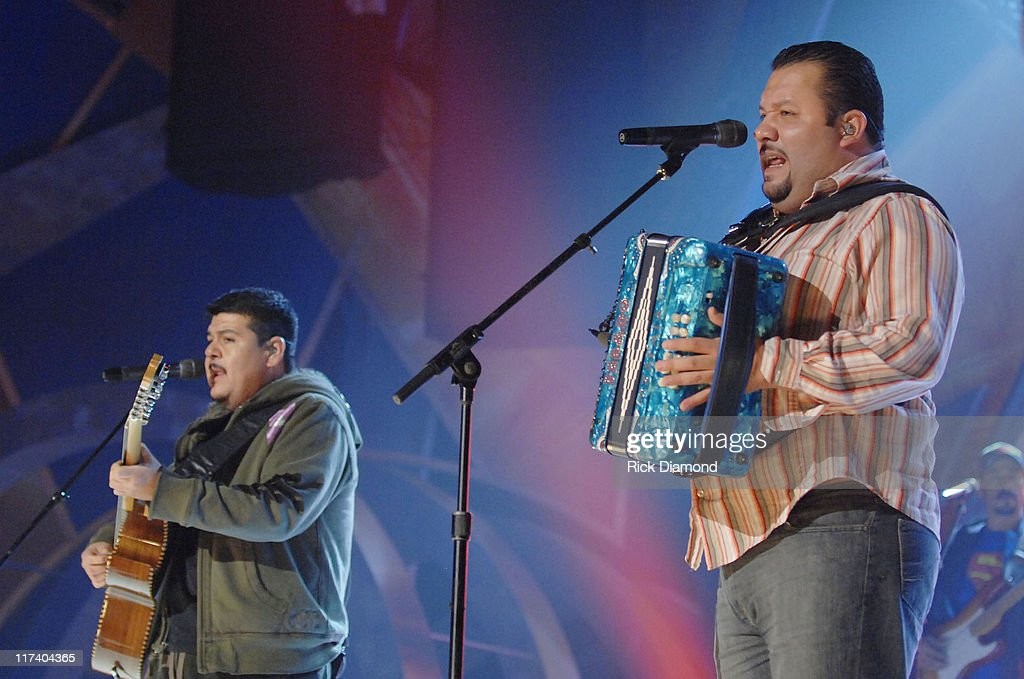 PESADO during The 7th Annual Latin GRAMMY Awards - Rehearsals - Day 2 at Madison Square Garen in New York City, New York, United States.