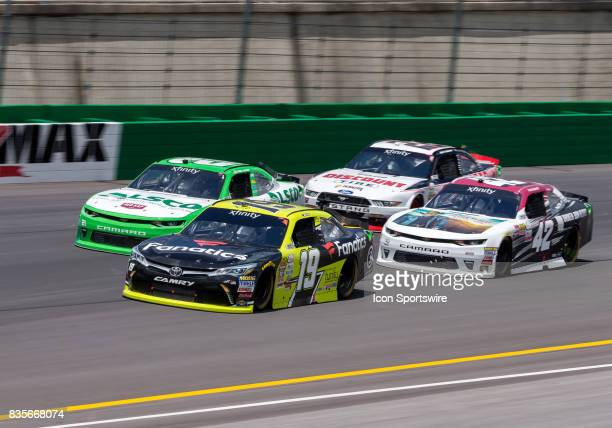 XXX during the Alsco 300 on July 8 2017 at Kentucky Speedway in Sparta KY