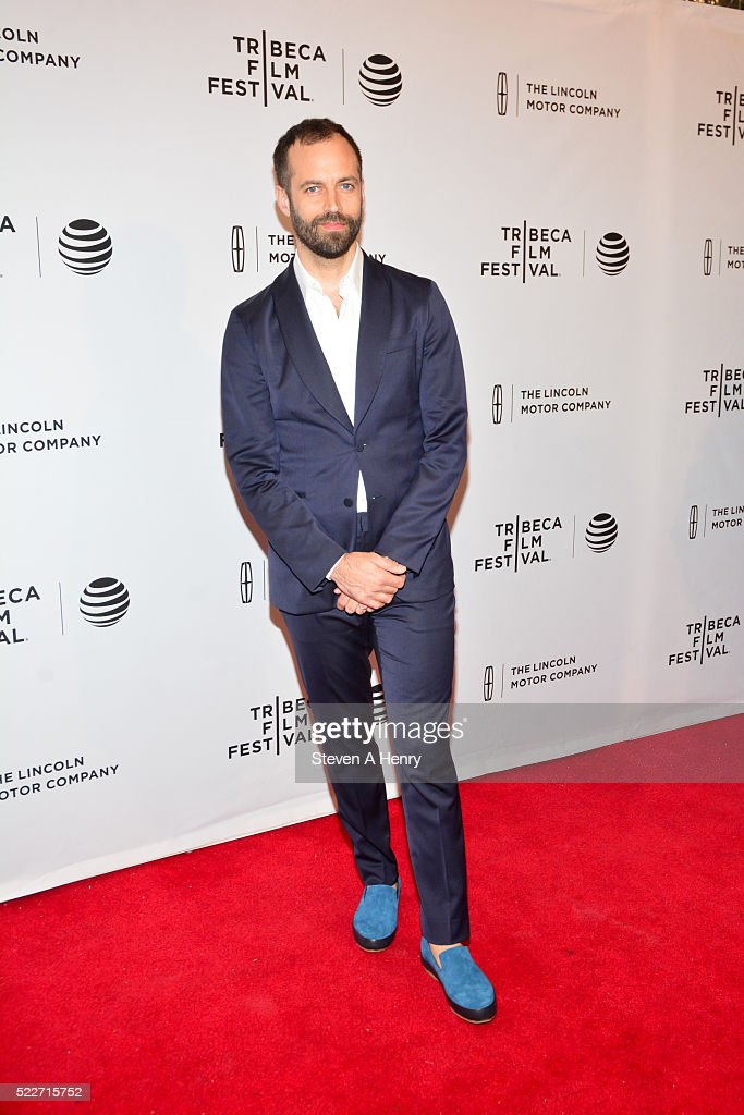 Benjamin Millepied attends the 'Reset' premiere during the 2016 Tribeca Film Festival at SVA Theatre on April 20, 2016 in New York City.