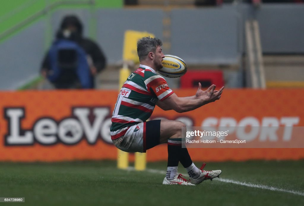 Leicester Tigers v Gloucester Rugby - Aviva Premiership