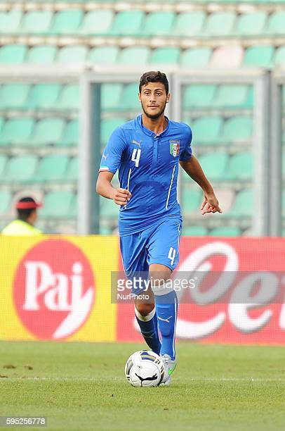ROLANDO during the European Under 21 Championship 2017 qualifying round at Mapei stadium in Reggio Emilia Italy on september 8 2015