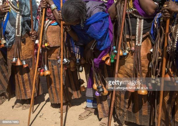 During the Gada system ceremony in Borana tribe Oromia Yabelo Ethiopia on March 7 2017 in Yabelo Ethiopia