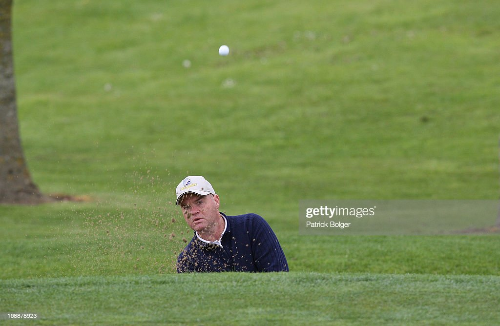 during the Glenmuir PGA Professional Championship - Regional Qualifier at Roganstown Golf Club on May 16th, 2013 in Roganstown, Ireland. John Murray