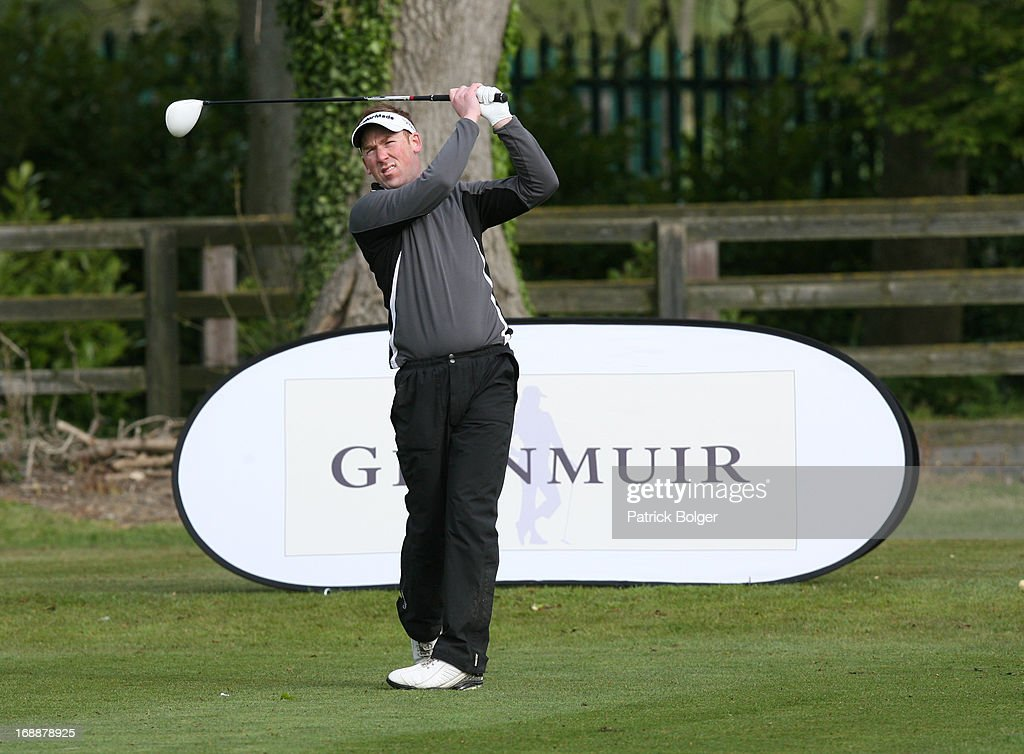 during the Glenmuir PGA Professional Championship - Regional Qualifier at Roganstown Golf Club on May 16th, 2013 in Roganstown, Ireland. Mark O'Sullivan