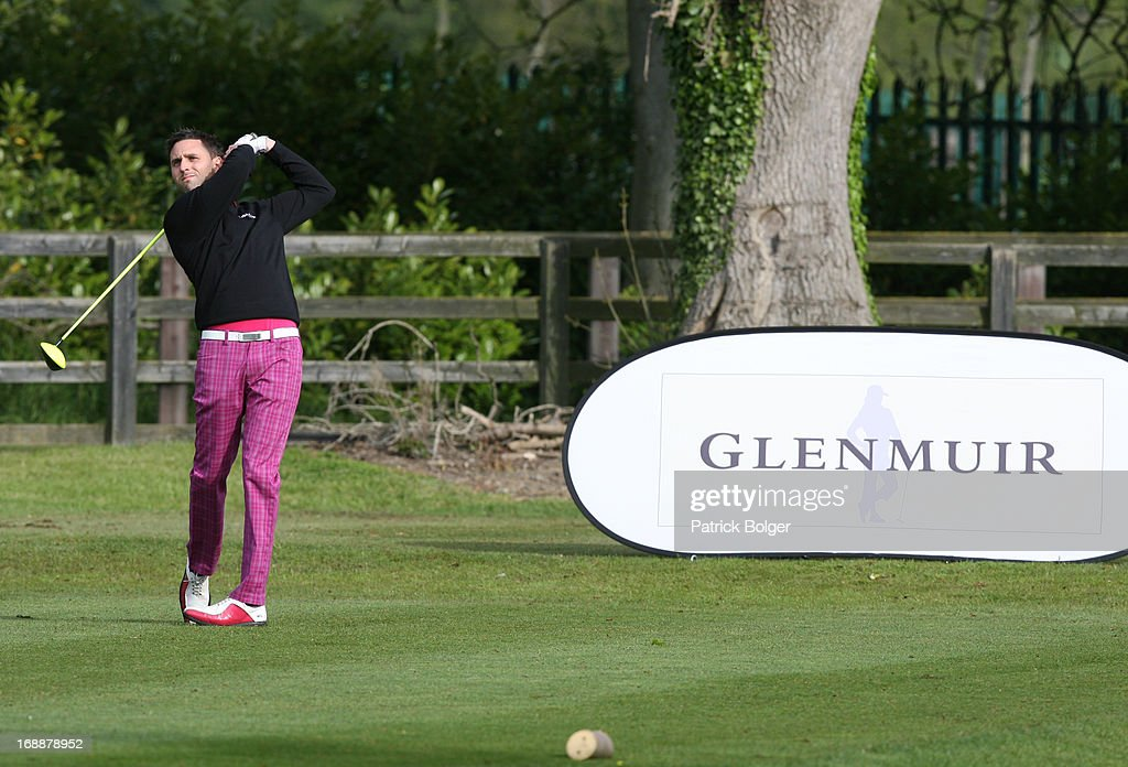 during the Glenmuir PGA Professional Championship - Regional Qualifier at Roganstown Golf Club on May 16th, 2013 in Roganstown, Ireland. Michael Gallagher