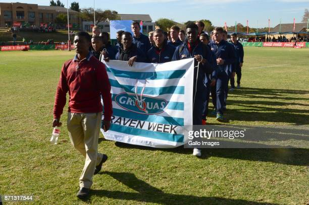 during the opening Ceremony on day 1 of the 2017 U/18 CocaCola Craven Week at St Stithians College on July 17 2017 in Johannesburg South Africa