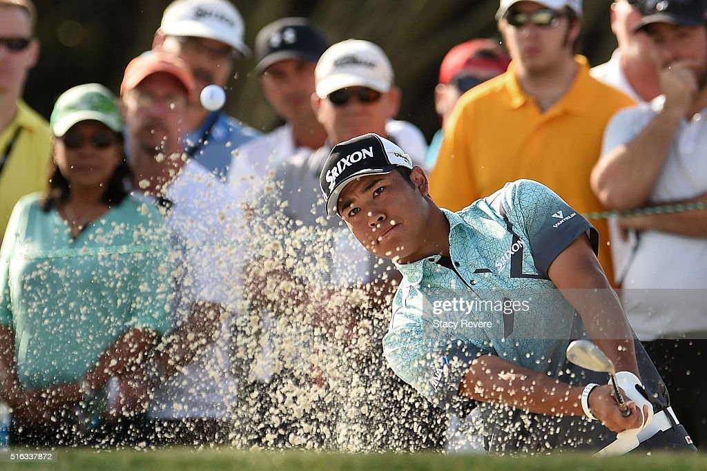 during the second round of the Arnold Palmer Invitational Presented by MasterCard at Bay Hill Club and Lodge on March 18, 2016 in Orlando, Florida.