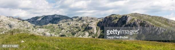 Durmitor Nationalpark Montenegro Panorama