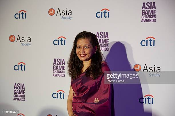 Durreen Shahnaz during the Asia Game Changers 2016 Awards held at the United Nations Headquarters