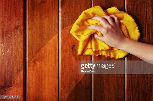 Duster Polishing Wood