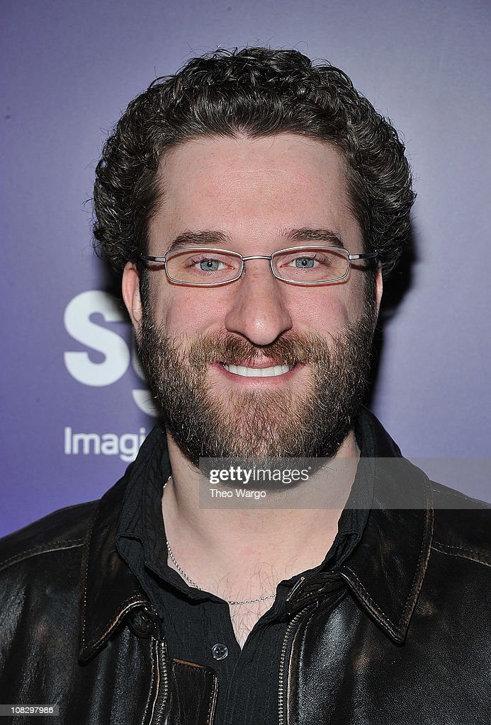 <a gi-track='captionPersonalityLinkClicked' href=/galleries/search?phrase=Dustin+Diamond&family=editorial&specificpeople=895493 ng-click='$event.stopPropagation()'>Dustin Diamond</a> attends the 'Mega Python vs. Gatoroid' premiere at the Ziegfeld Theatre on January 24, 2011 in New York City.