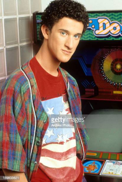 Dustin Diamond in publicity portrait for the television series 'Saved By The Bell' Circa 1991