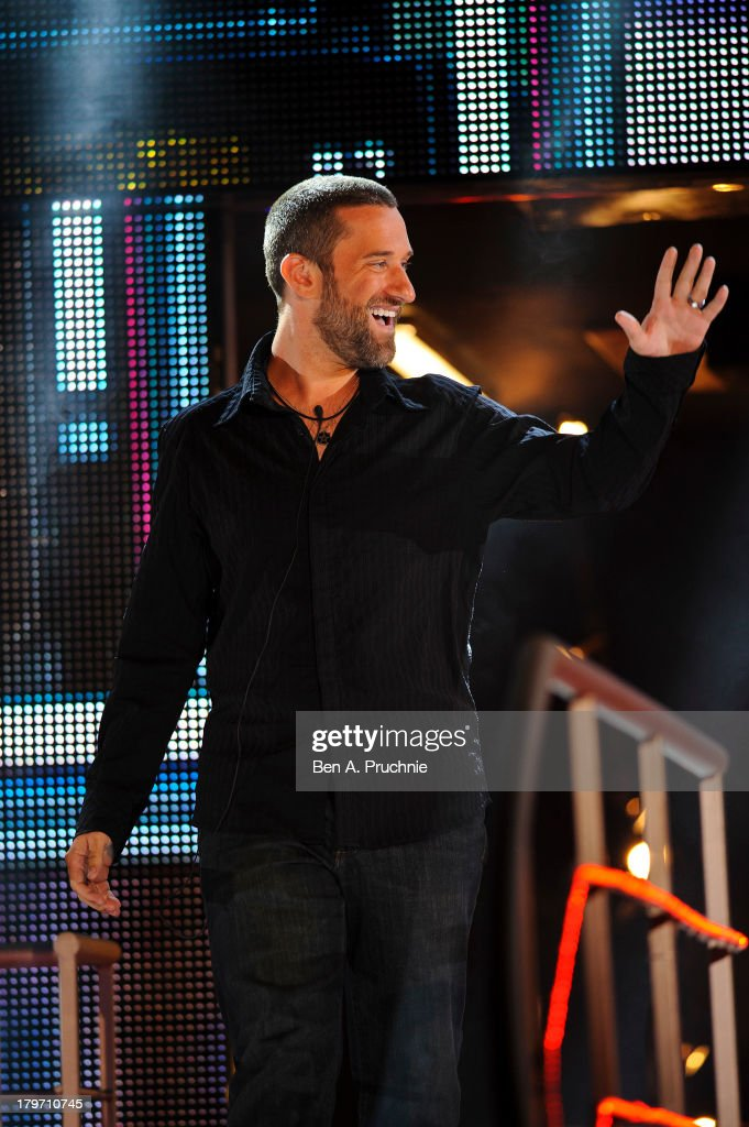 Dustin Diamond is evicted from the Celebrity Big Brother house at Elstree Studios on September 6, 2013 in Borehamwood, England.