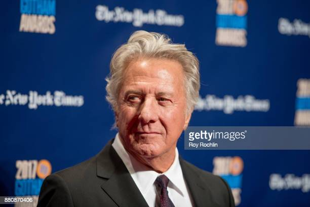 Dustin Hoffman attends the 2017 IFP Gotham Awards at Cipriani Wall Street on November 27 2017 in New York City