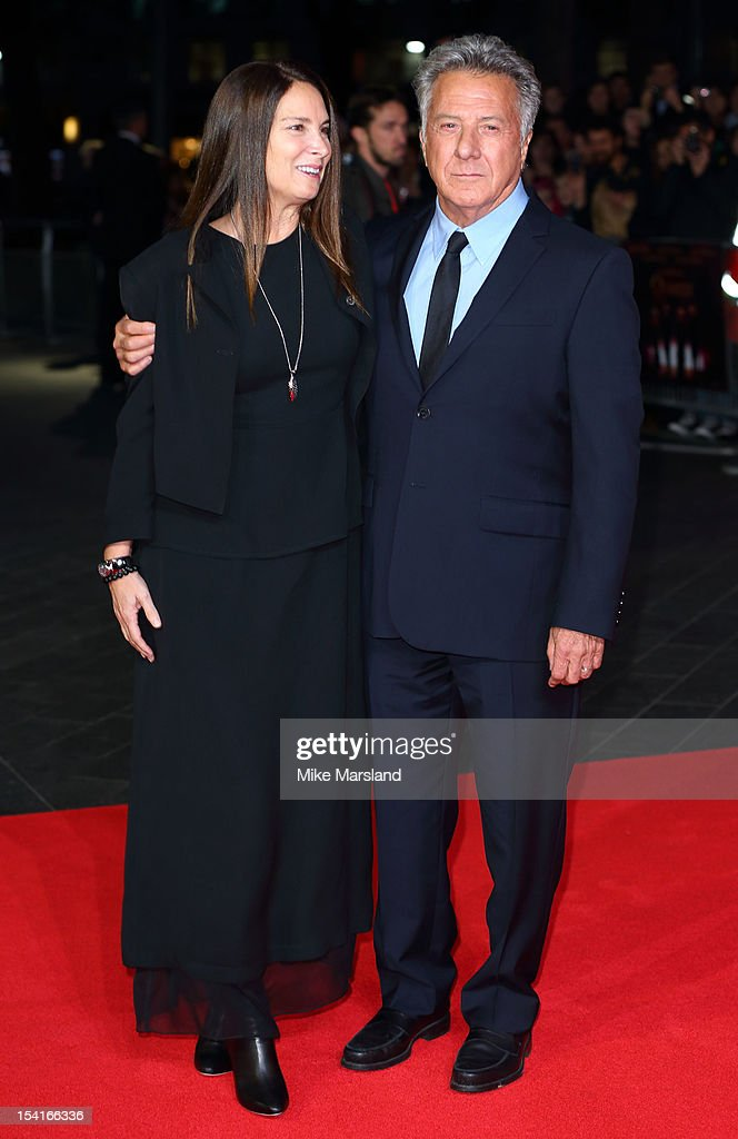 <a gi-track='captionPersonalityLinkClicked' href=/galleries/search?phrase=Dustin+Hoffman&family=editorial&specificpeople=171356 ng-click='$event.stopPropagation()'>Dustin Hoffman</a> attends the Premiere of 'Quartet' during the 56th BFI London Film Festival at Odeon Leicester Square on October 15, 2012 in London, England.