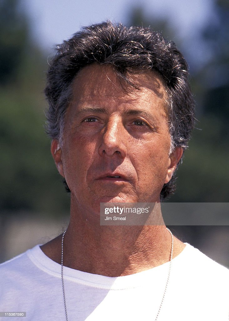 Dustin Hoffman during 4th Annual Race to Erase MS Gala at UCLA Drake Stadium/Century Plaza Hotel in Westwood California United States