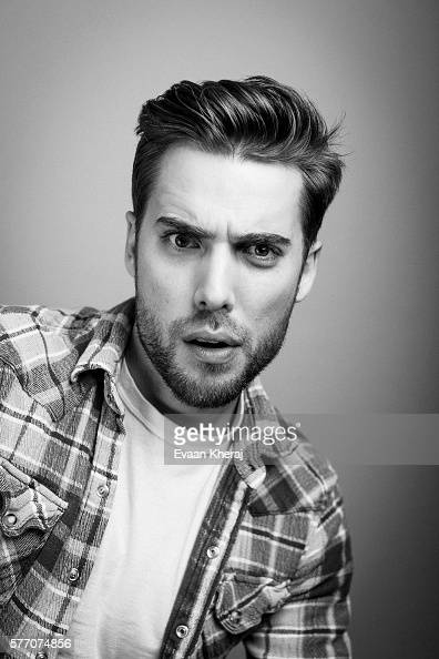 Dustin Milligan Stock Photos And Pictures Getty Images