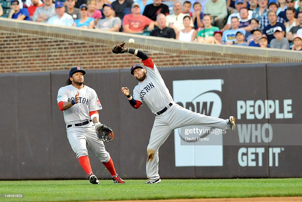 Boston Red Sox v Chicago Cubs