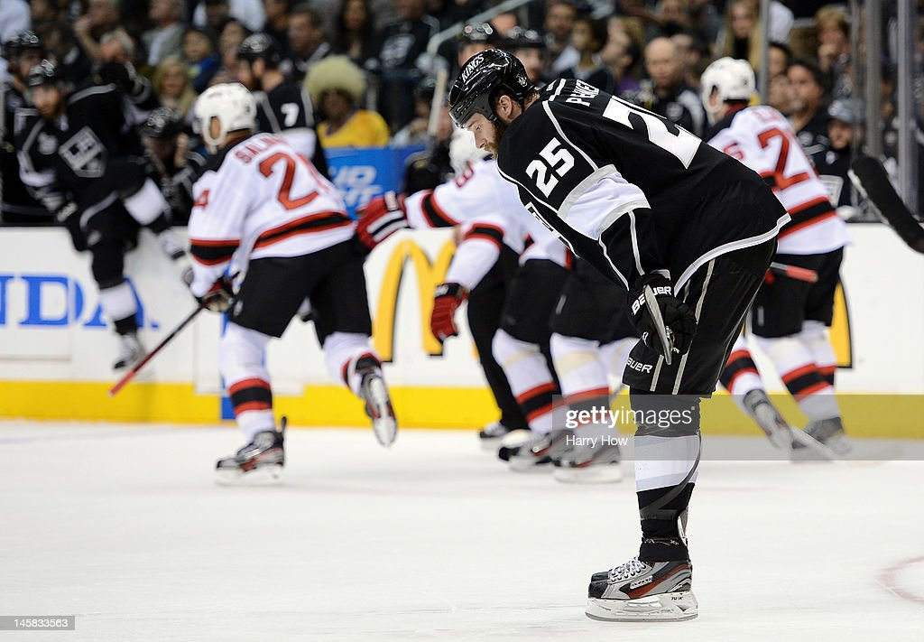 2012 NHL Stanley Cup Final - Game Four