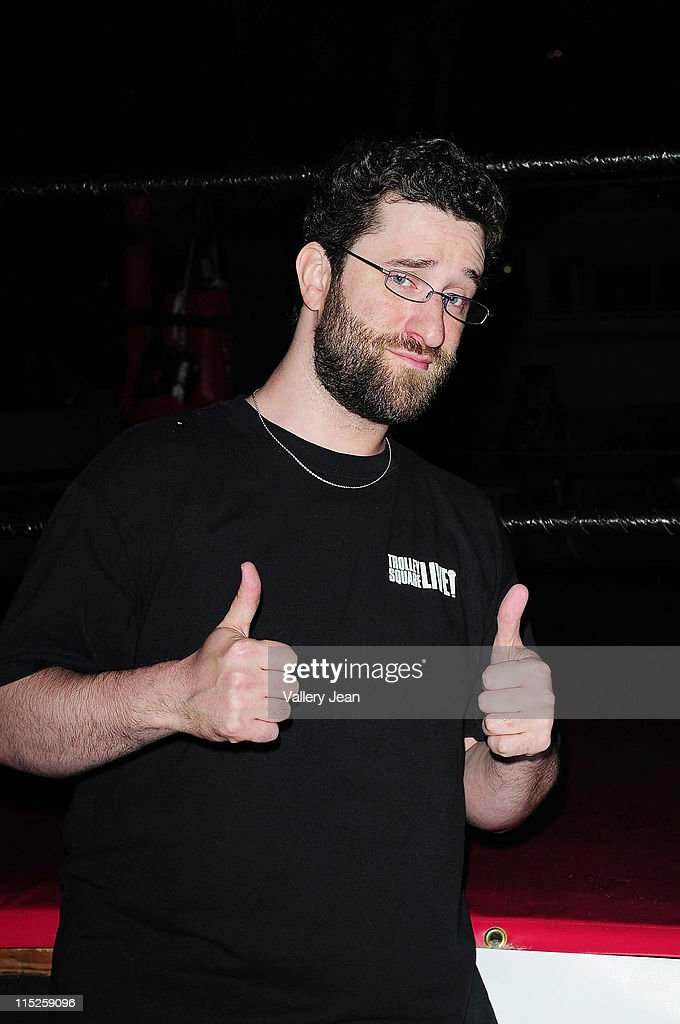 Dustin 'Screech' Diamond attends Celebrity Boxing Match Featuring Michael Lohan and Frank Sorrentino at The Ocean Manor on June 4, 2011 in Fort Lauderdale, Florida.