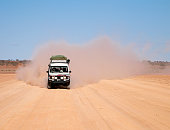 Dusty 4x4 Road Trip