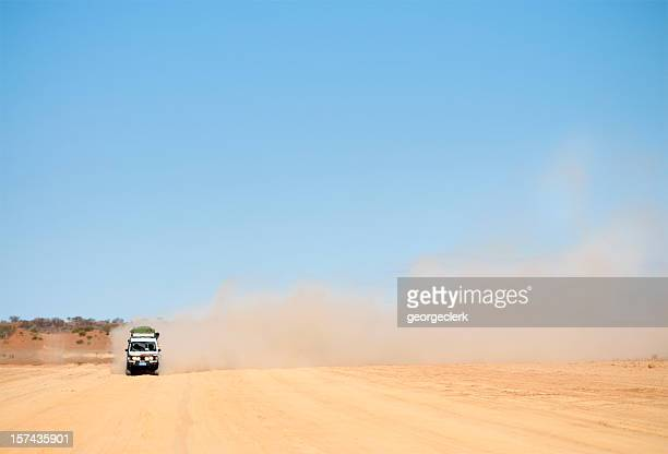 Dusty Australian Road Trip