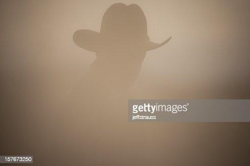 dusty cowboy