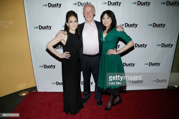 Dusty Film and Animation Festival Producer/Director Annie Flocco BFA Film and Animation Department Chair at SVA Reeves Lehmann and Actor Valerie...