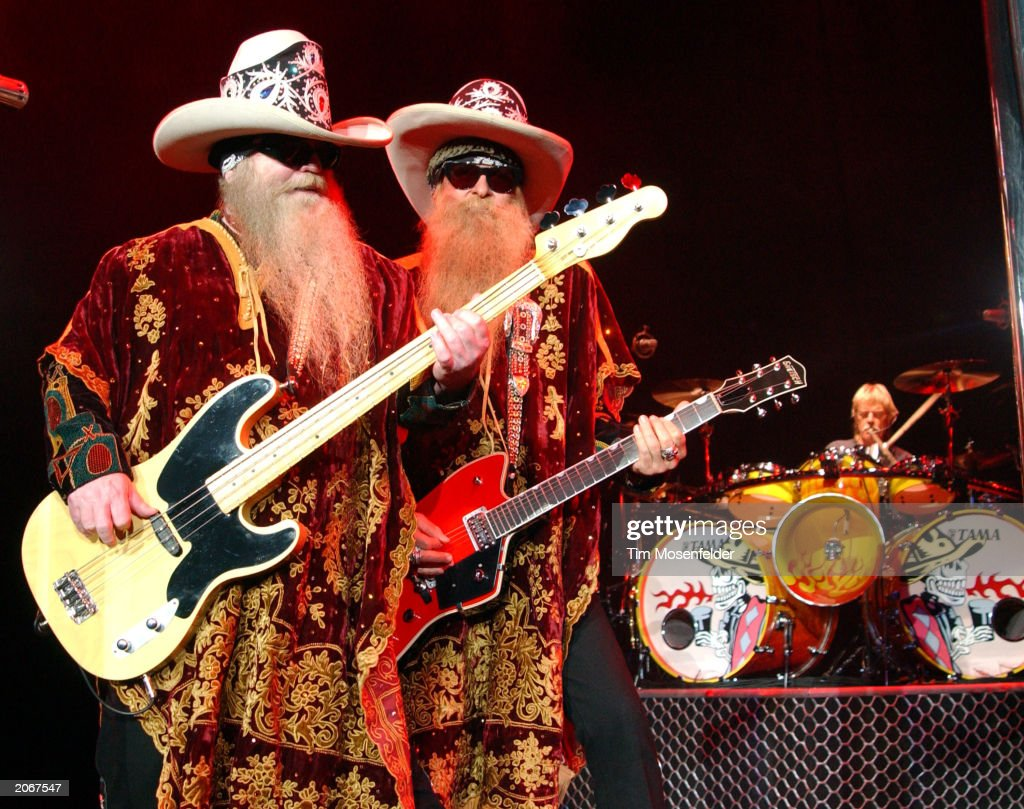 zz top ted nugent and kenny wayne shepherd perform in