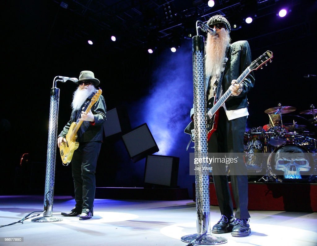 zz top in concert photos and images getty images