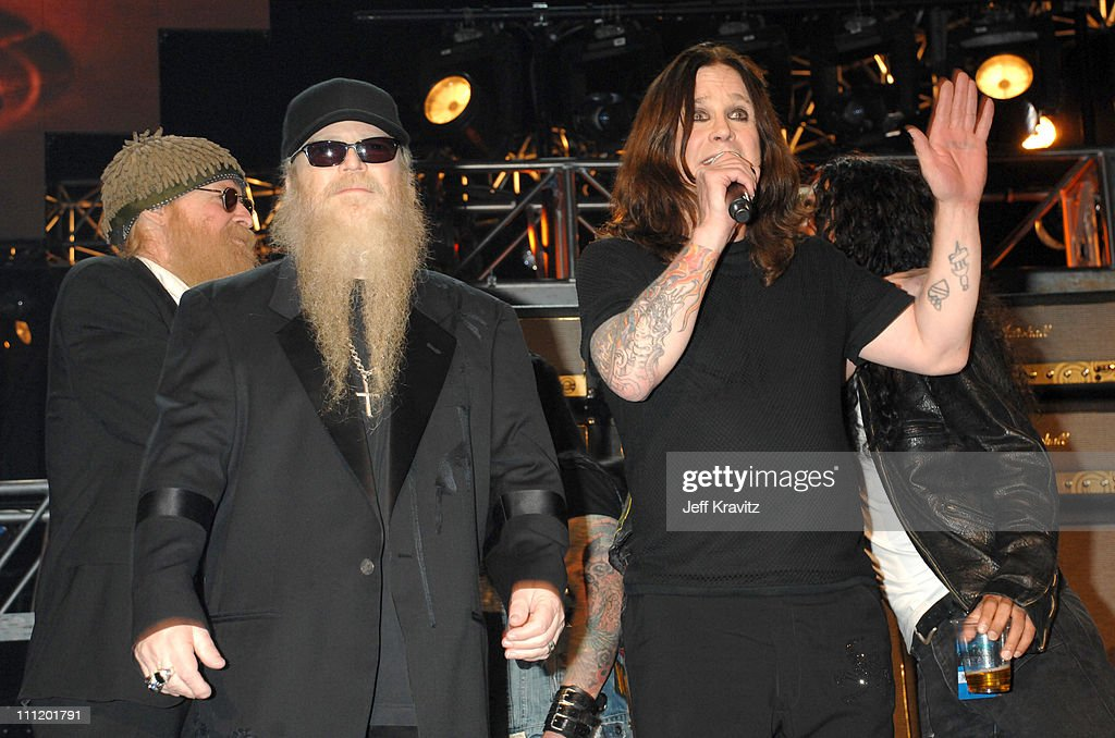2007 VH1 Rock Honors - Backstage