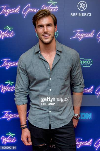 Dusty Lachowicz attends The New York premiere of 'Ingrid Goes West' hosted by Neon at Alamo Drafthouse Cinema on August 8 2017 in the Brooklyn...