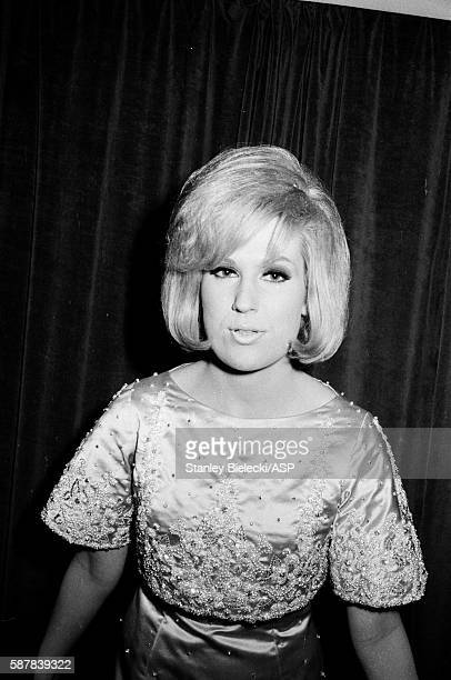 Dusty Springfield portrait United Kingdom circa 1965
