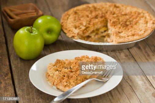 オランダのアップルパイ