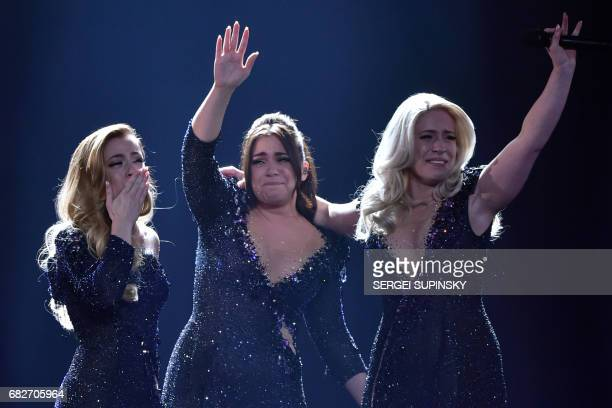 Dutch band representing Netherlands with the song 'Lights and shadows' OG3NE composed by three sisters Amy Vol Shelley Vol and Lisa Vol salute the...