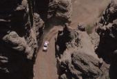 Dutch driver Bernhard Ten Brinke and codriver French Mathieu Baumel on HRX compete during the Stage 6 of the Dakar 2014 between Tucuman ad Salta...