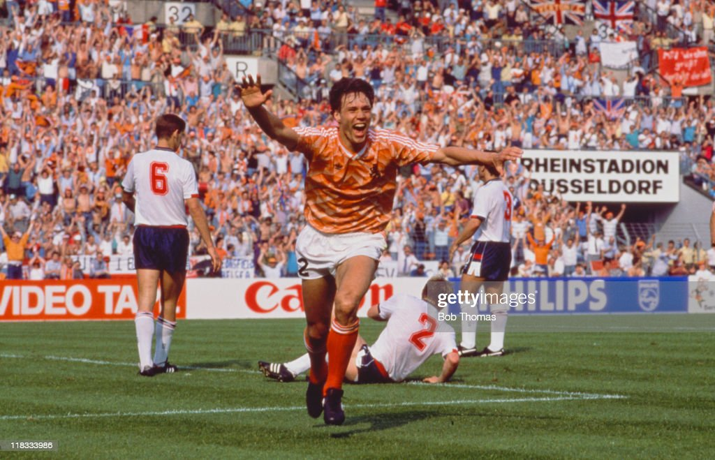 UEFA Championship, 1988 - England v Netherlands,  Group Stage