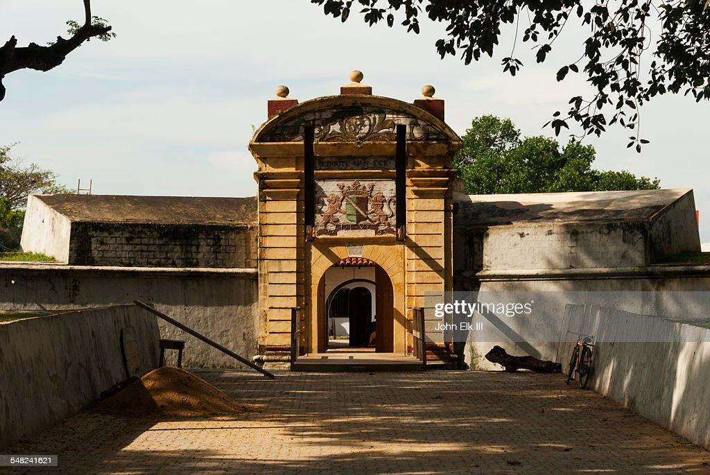 Dutch Fort in Matara
