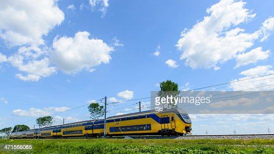 オランダの都市間列車
