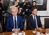 Dutch Party Leaders Meet After General Election Results
