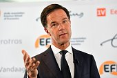 Turkey not trying to influence Dutch election says Prime Minister Mark Rutte during press conference