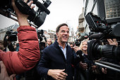 Final Day Of Campaigning Ahead Of The Dutch General Election